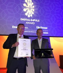 [company] in Graz Digital Impusl Award